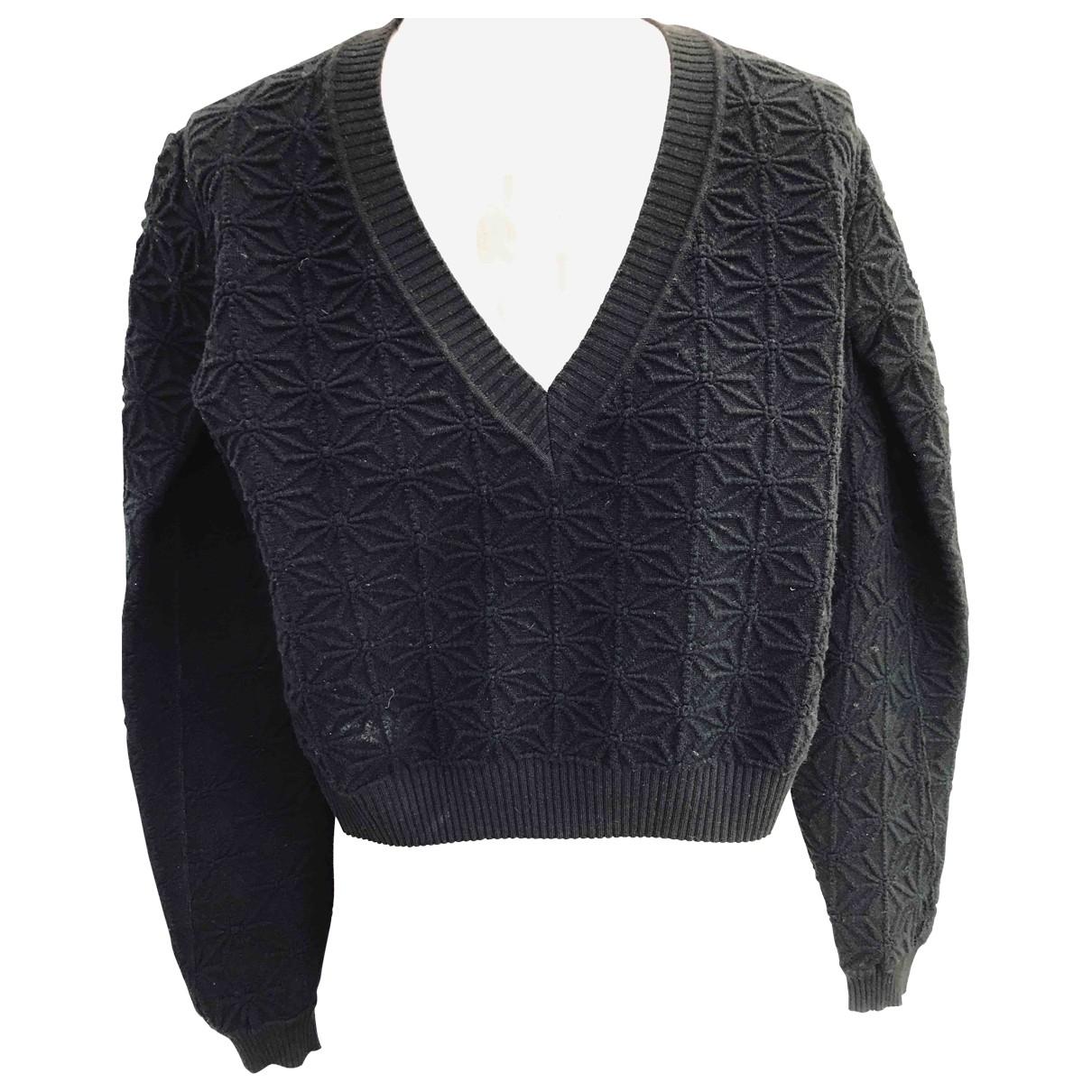Pringle Of Scotland \N Black Knitwear for Women 12 UK