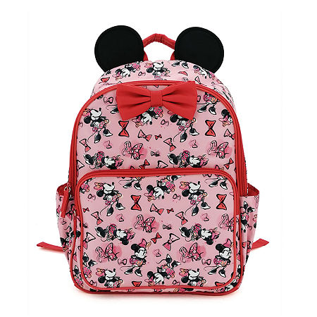 Disney Collection Minnie Mouse Girls Backpack, One Size , Multiple Colors