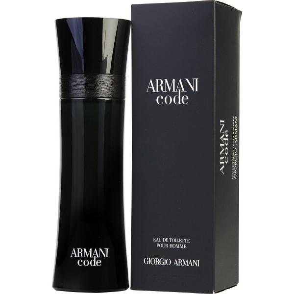 Armani Code - Giorgio Armani Eau de Toilette Spray 125 ML