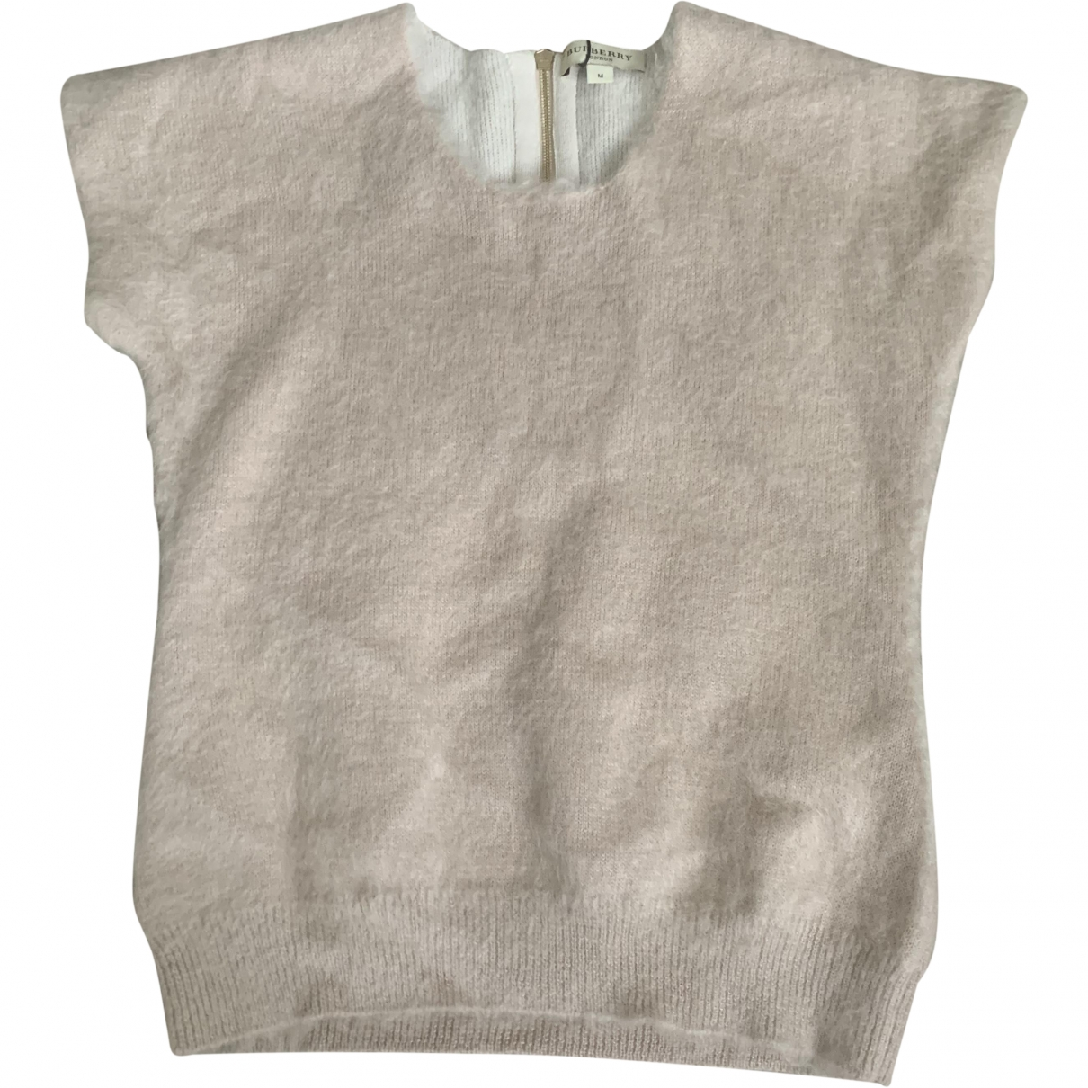 Burberry \N Pullover in  Rosa Wolle