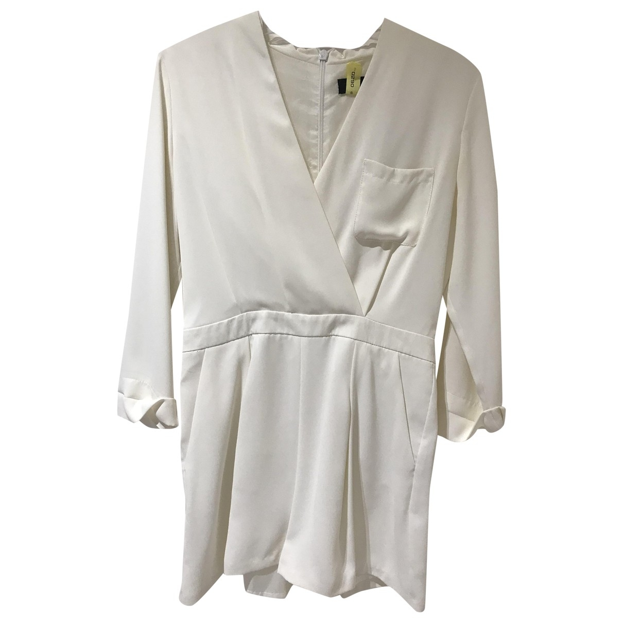 tophop \N White jumpsuit for Women 10 UK