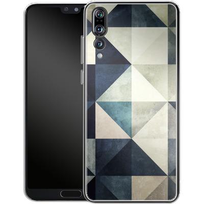 Huawei P20 Pro Silikon Handyhuelle - Glyzbryks von Spires