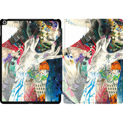 Apple iPad 9.7 (2018) Tablet Smart Case - Indian von Minjae Lee