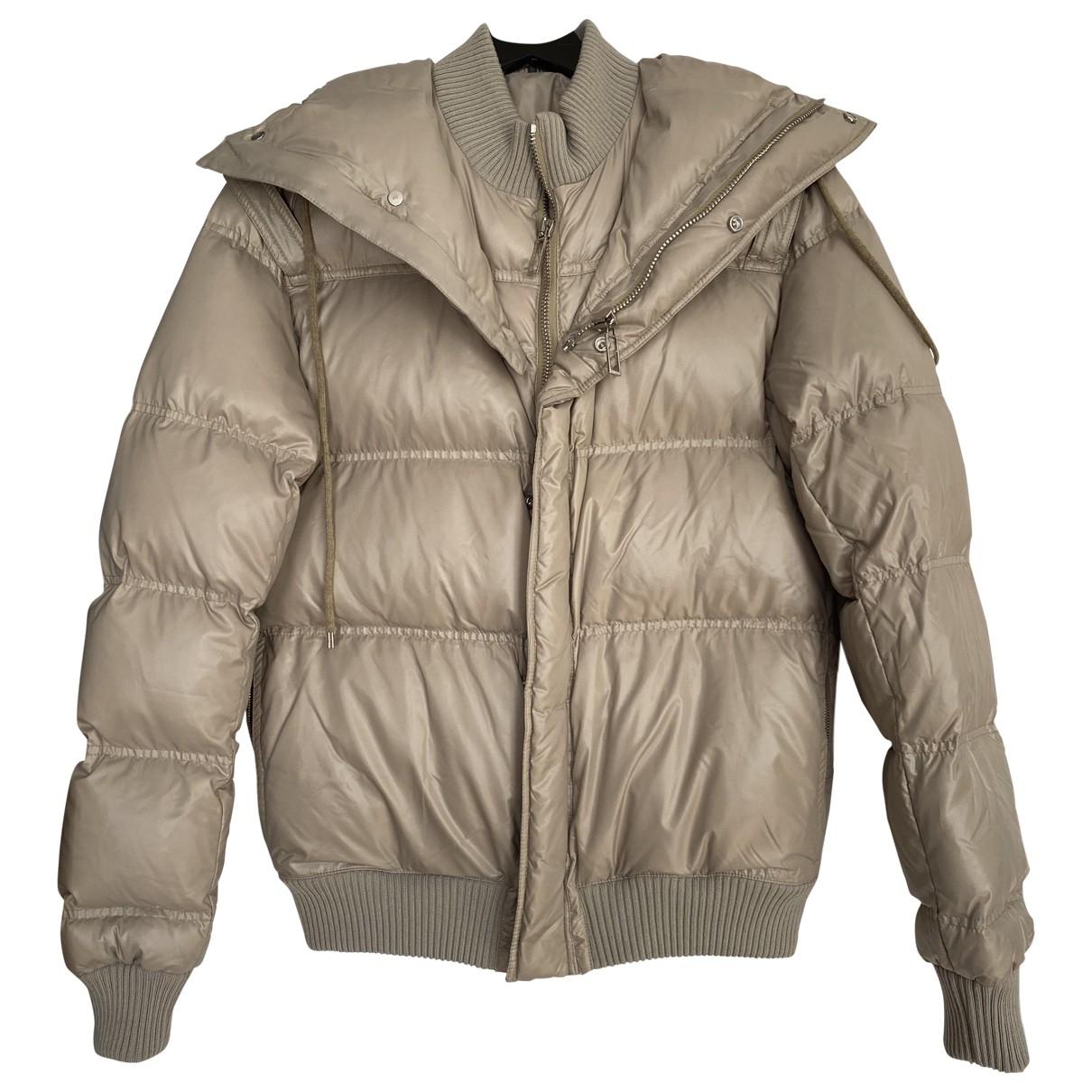 Dior Homme \N Beige coat  for Men 48 FR