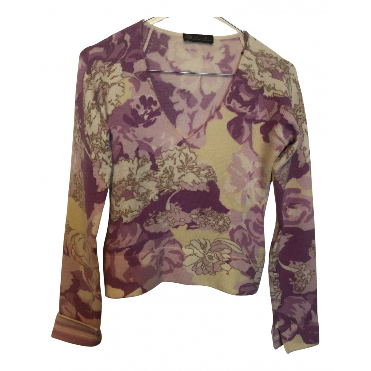 Loro Piana N Multicolour Cashmere Knitwear for Women 38 IT