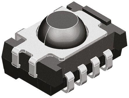 Vishay TSOP6238TT, 38kHz IR Receiver ±50 °, 40m Range, 2.5 V - 5.5V, SMT, 7.5 x 5.3 x 4mm (10)