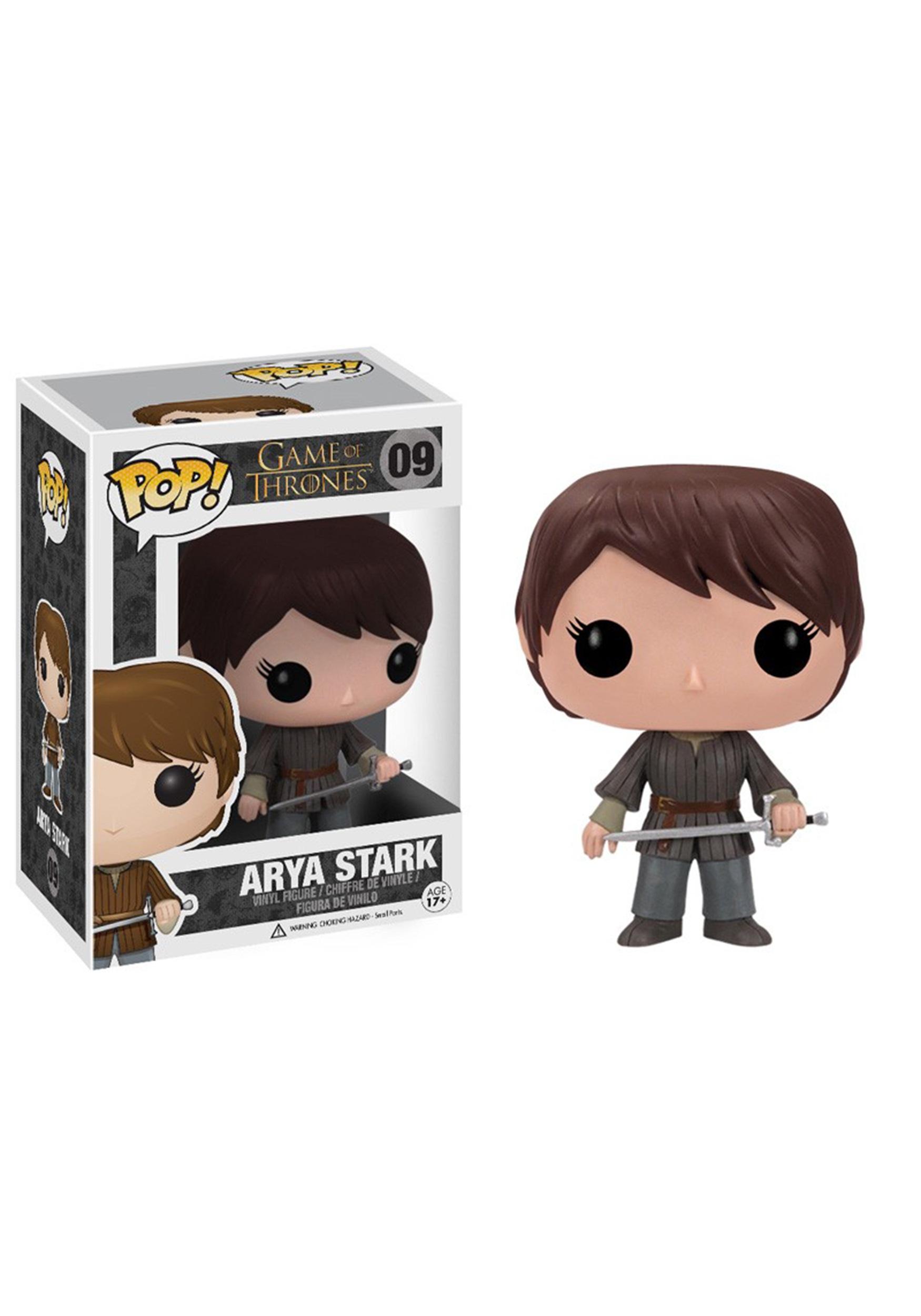 Game of Thrones Arya Stark Vinyl Figure POP!