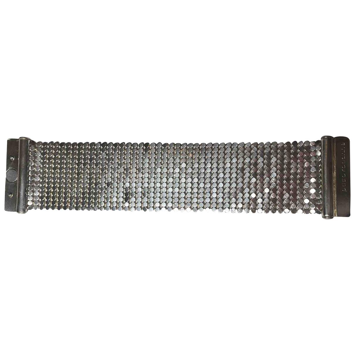 Paco Rabanne - Bracelet   pour femme en metal - argente