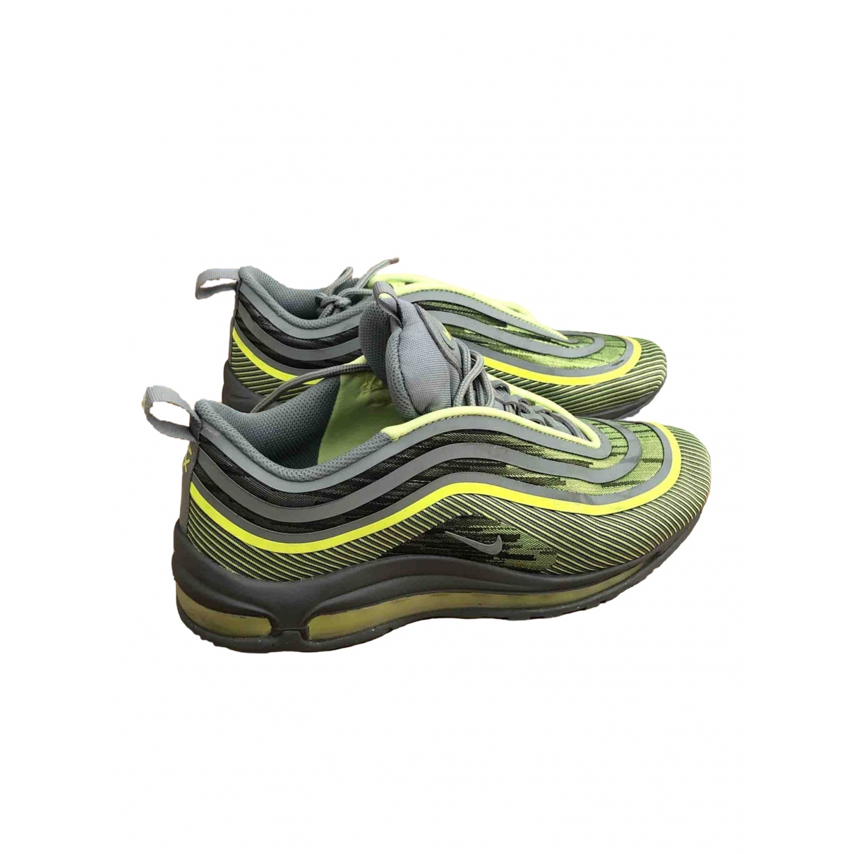 Nike - Baskets Air Max 97 pour homme en cuir
