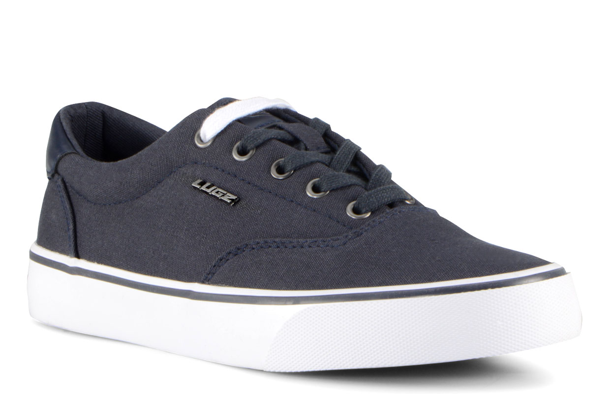 Women's Flip Oxford Sneaker (Choose Your Color: NAVY/WHITE, Choose Your Size: 7.0)