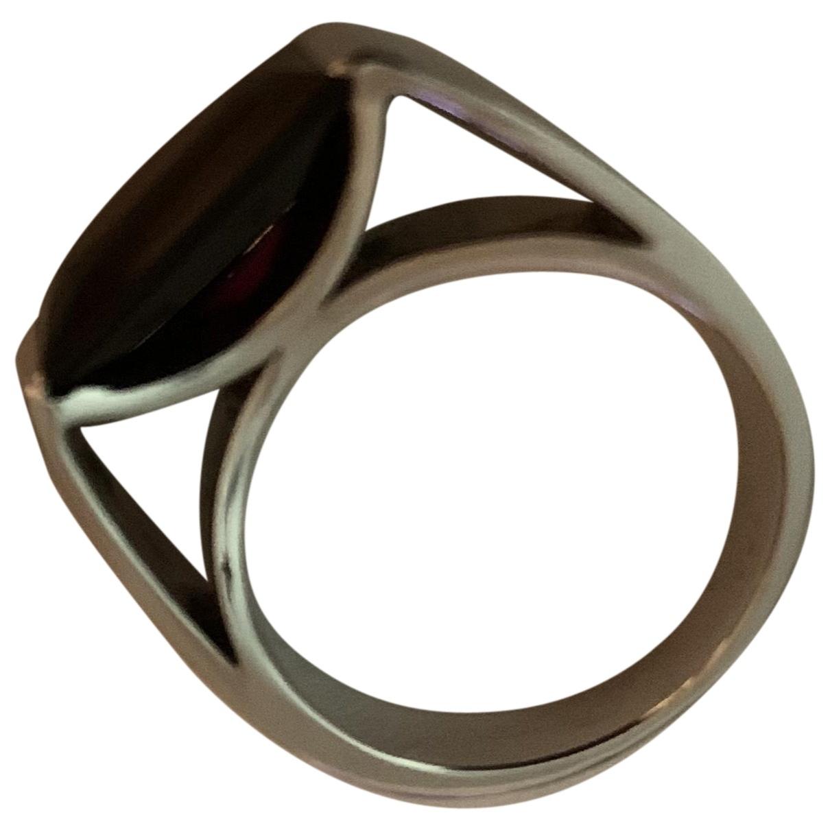 Poiray \N Ring in  Silber Weissgold