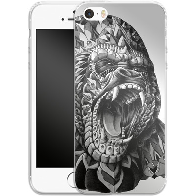 Apple iPhone 5s Silikon Handyhuelle - Gorilla von BIOWORKZ