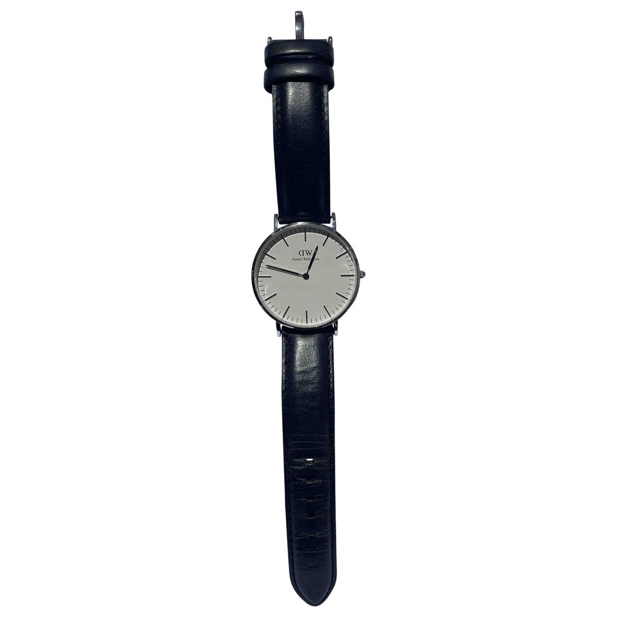 Daniel Wellington \N Uhr in  Schwarz Stahl