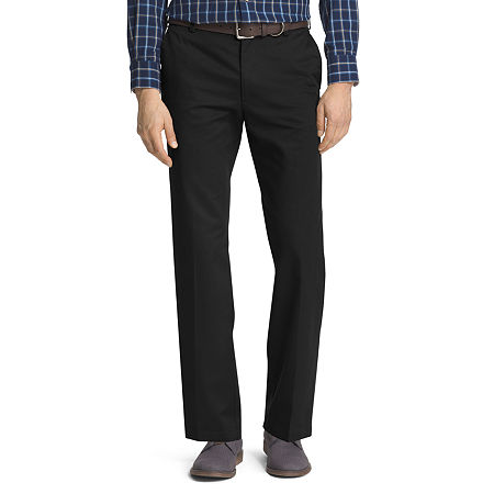 IZOD-Big and Tall Mens Relaxed Fit, 44 32, Black