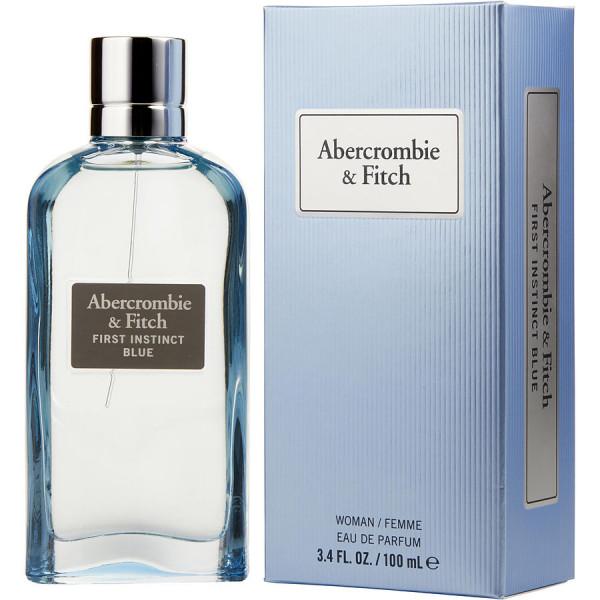 Abercrombie & Fitch - First Instinct Blue : Eau de Parfum Spray 3.4 Oz / 100 ml