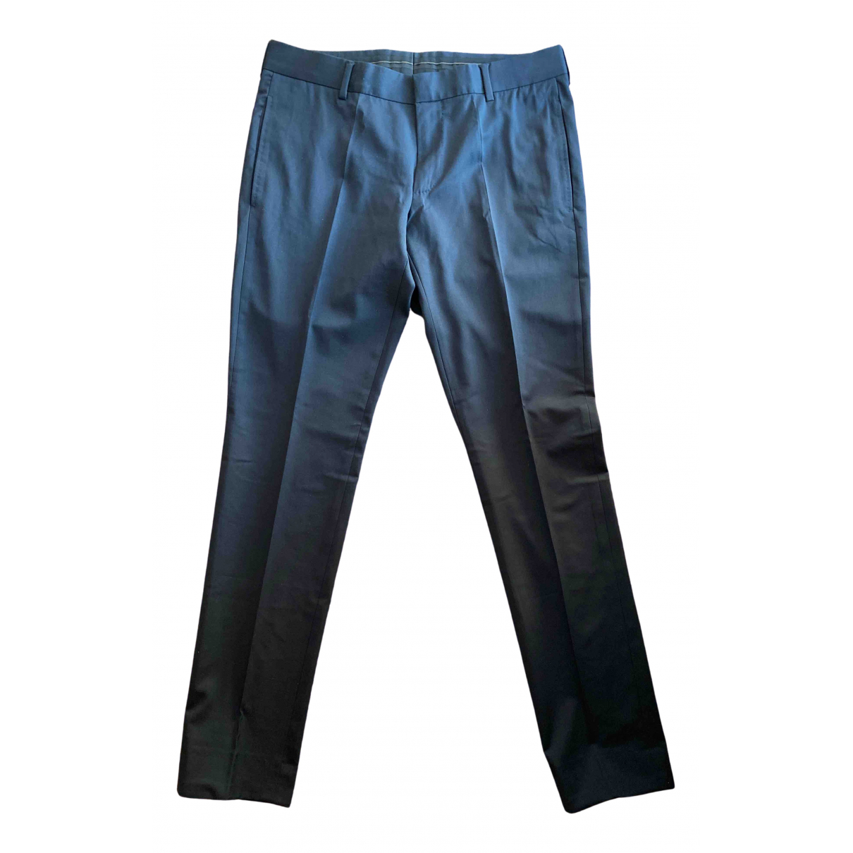 Gucci \N Black Trousers for Men 48 IT
