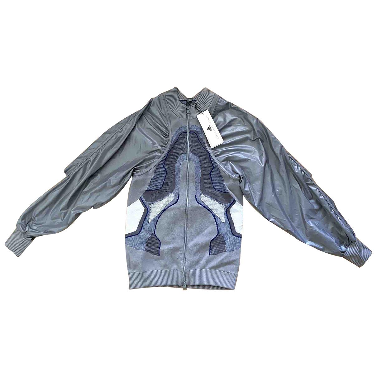 Stella Mccartney Pour Adidas N Grey jacket for Women S International