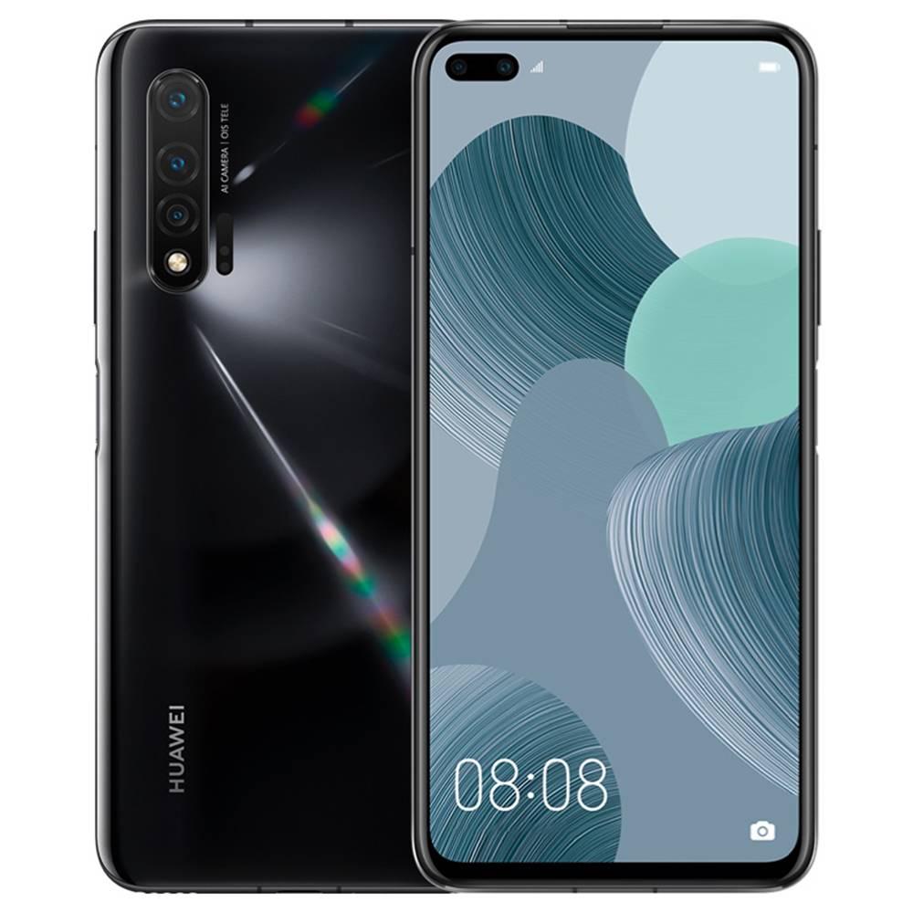 HUAWEI Nova 6 4G LTE Smartphone 8GB 128GB Black