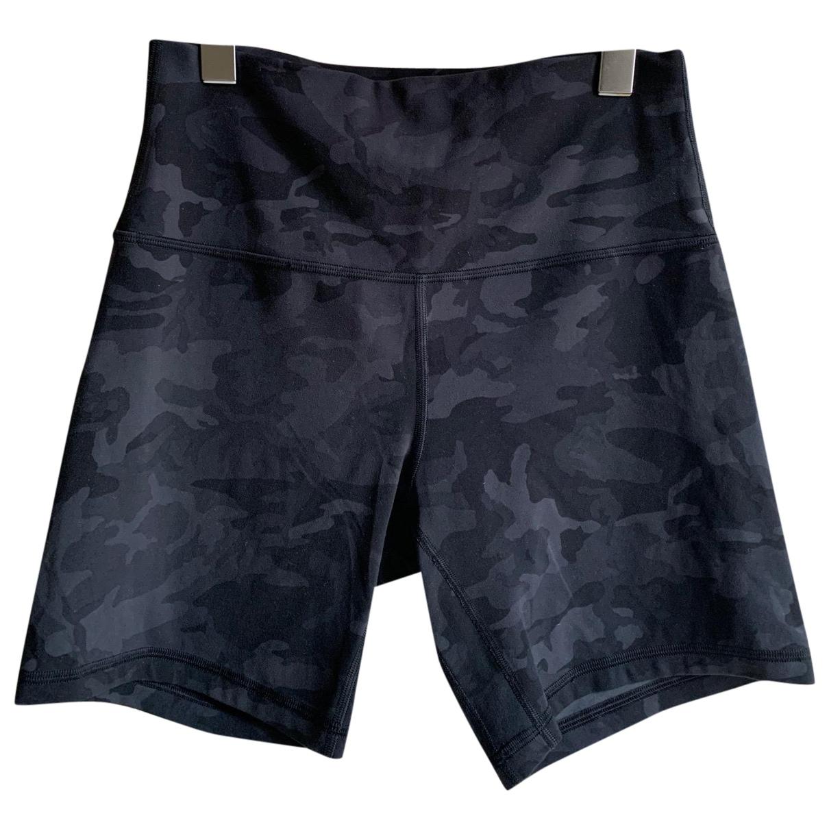 Lululemon \N Shorts in Lycra