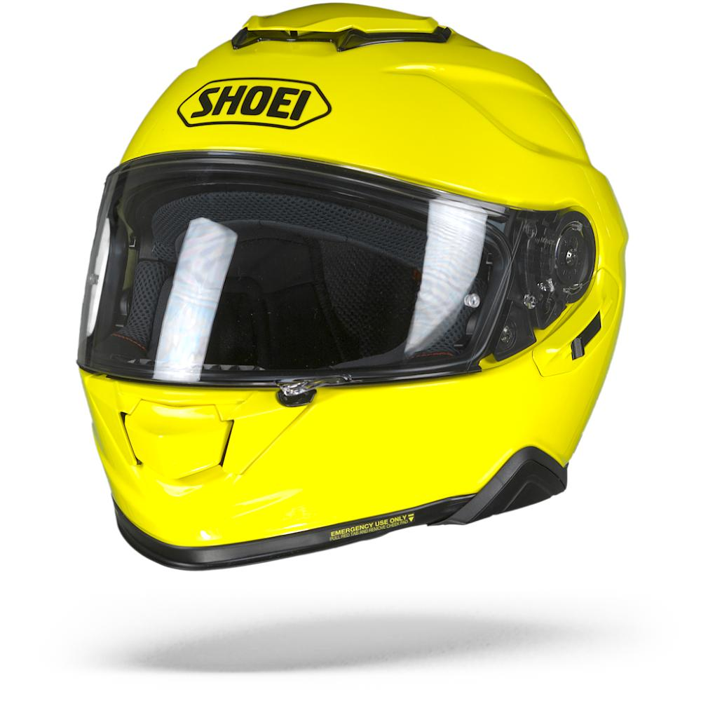 Shoei GT-Air II Casque Integral Jaune Brillant 2XL
