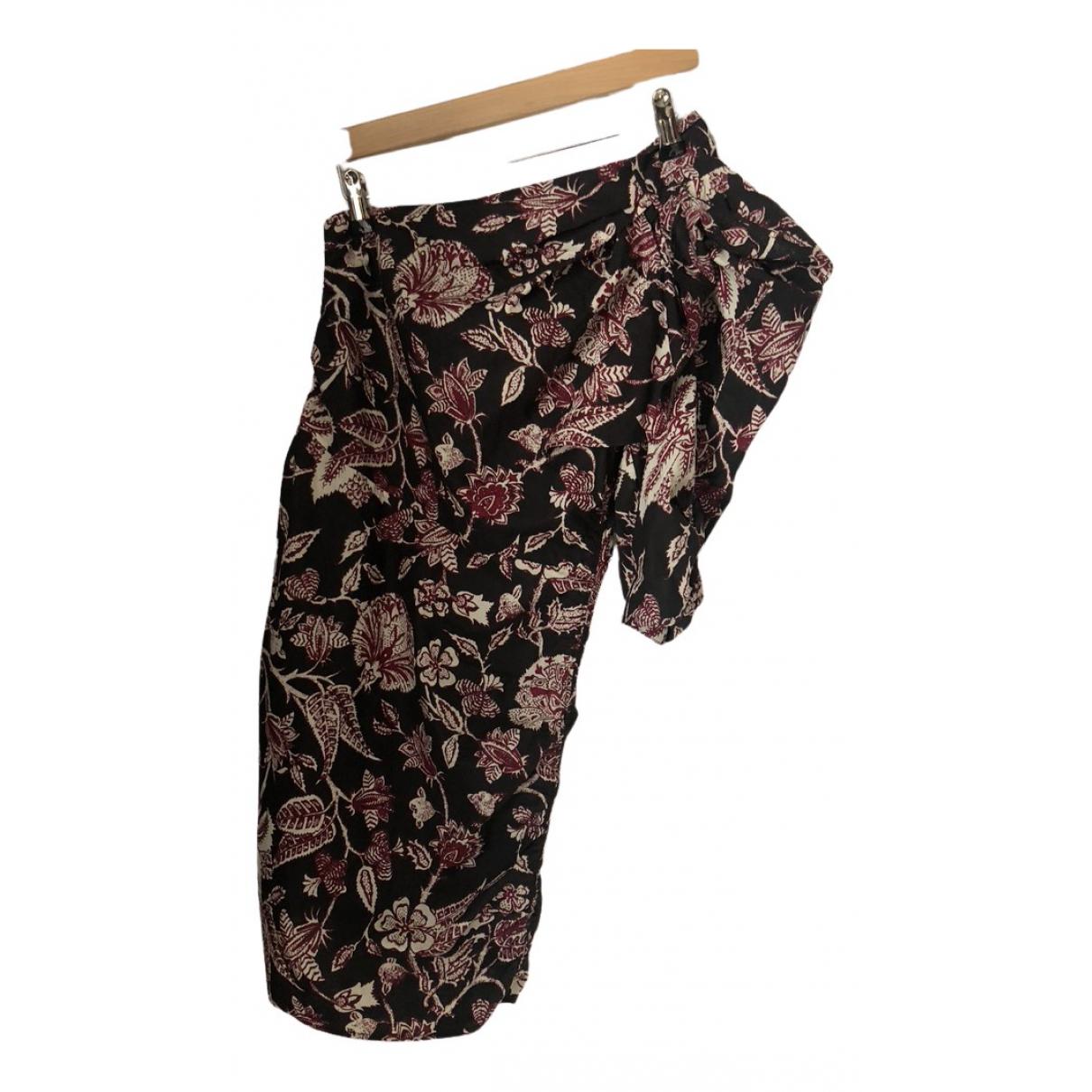 Isabel Marant N Black Cotton dress for Women 38 FR
