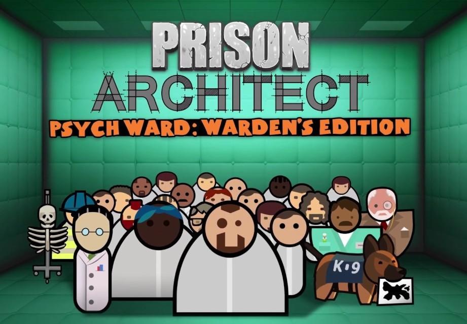 Prison Architect - Psych Ward: Wardens Edition DLC EU Steam Altergift