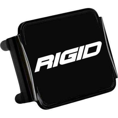 Rigid Industries D-Series Light Cover (Black) - 201913