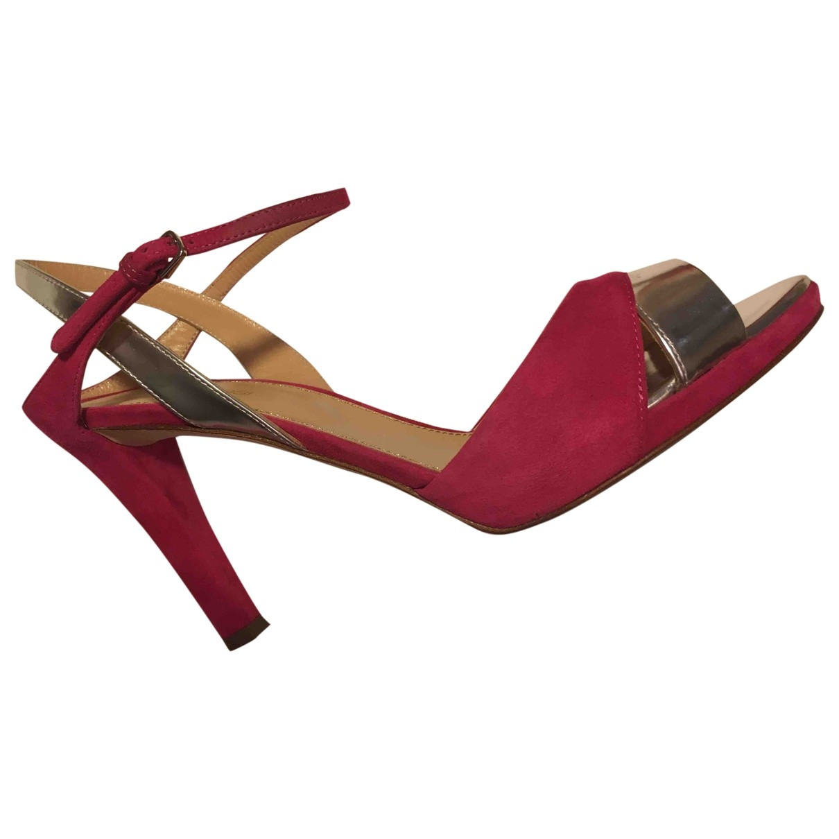Sergio Rossi \N Leather Sandals for Women 39 EU