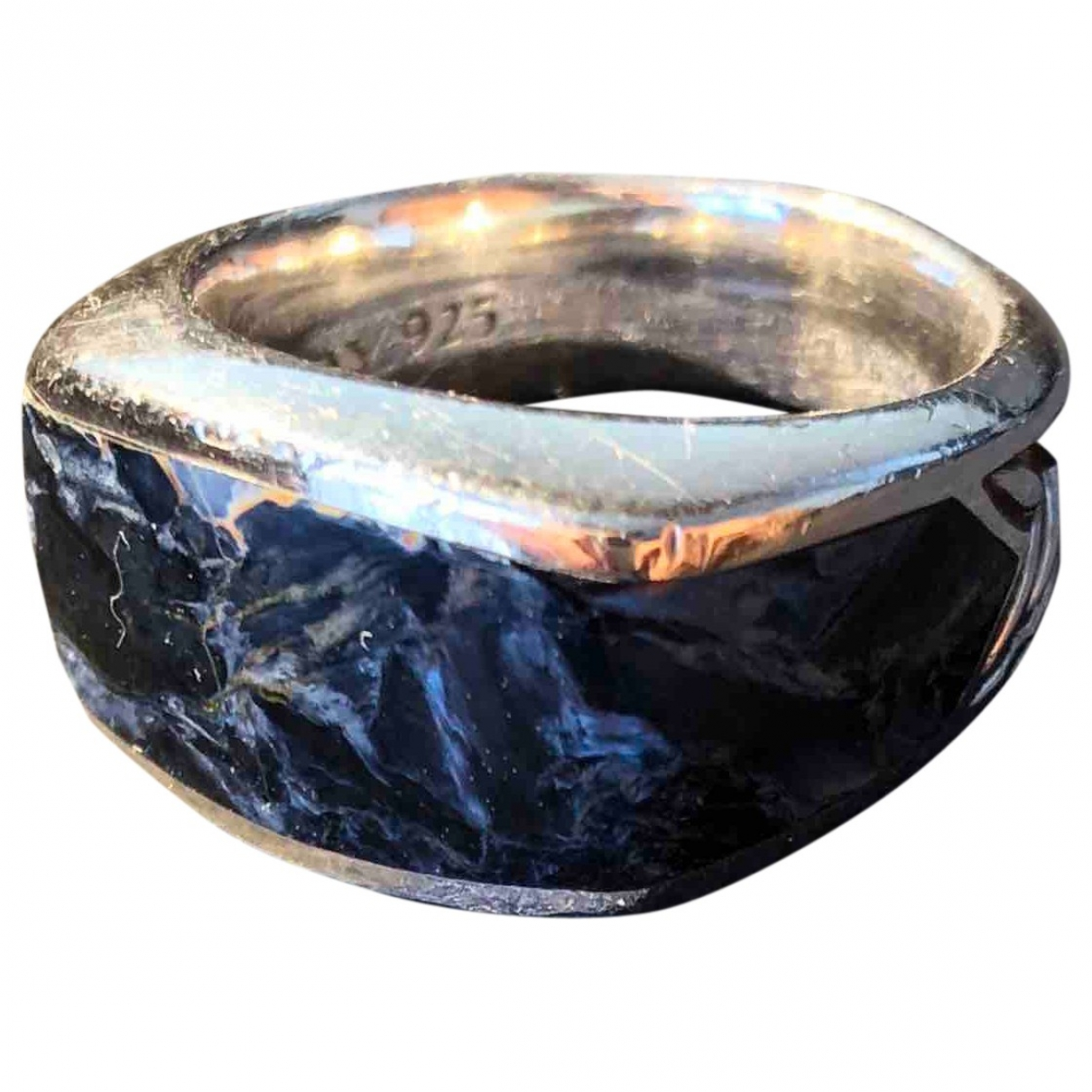 David Yurman \N Silver Silver Jewellery for Men \N