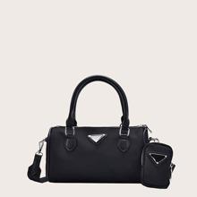 Minimalistische Handtasche & Geldborse