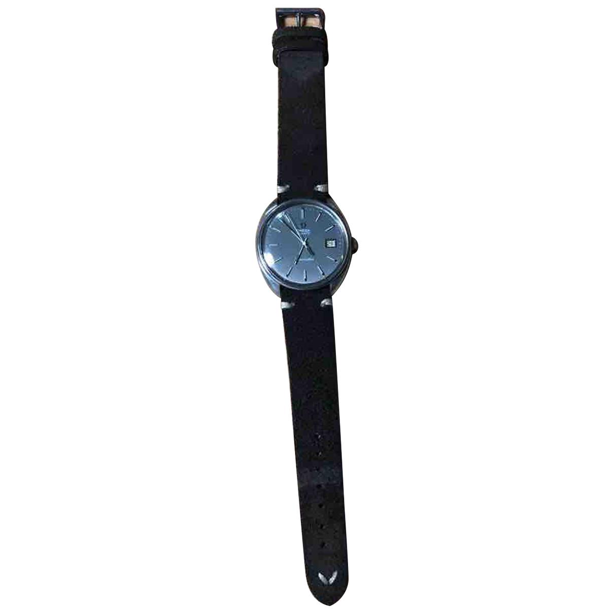 Omega Seamaster Brown Steel watch for Men N