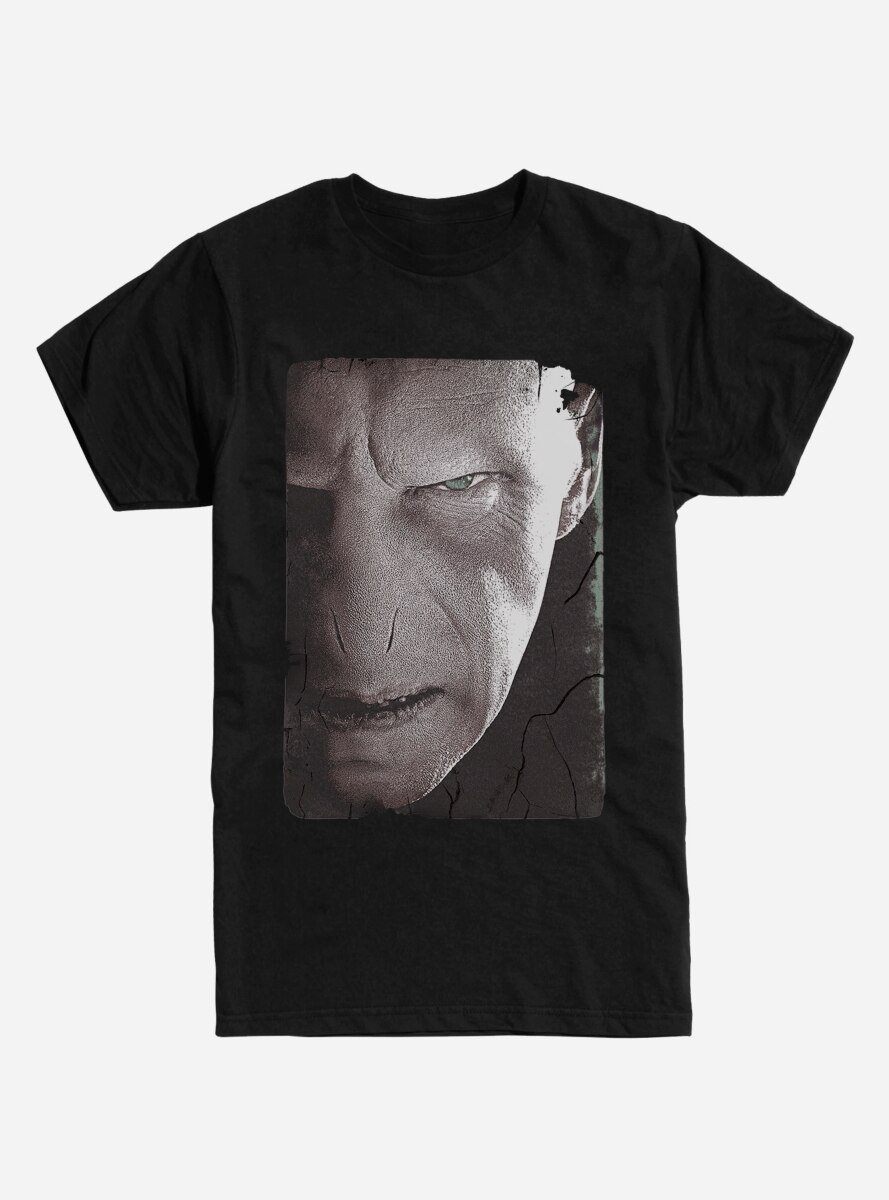 Harry Potter Voldemort Face T-Shirt