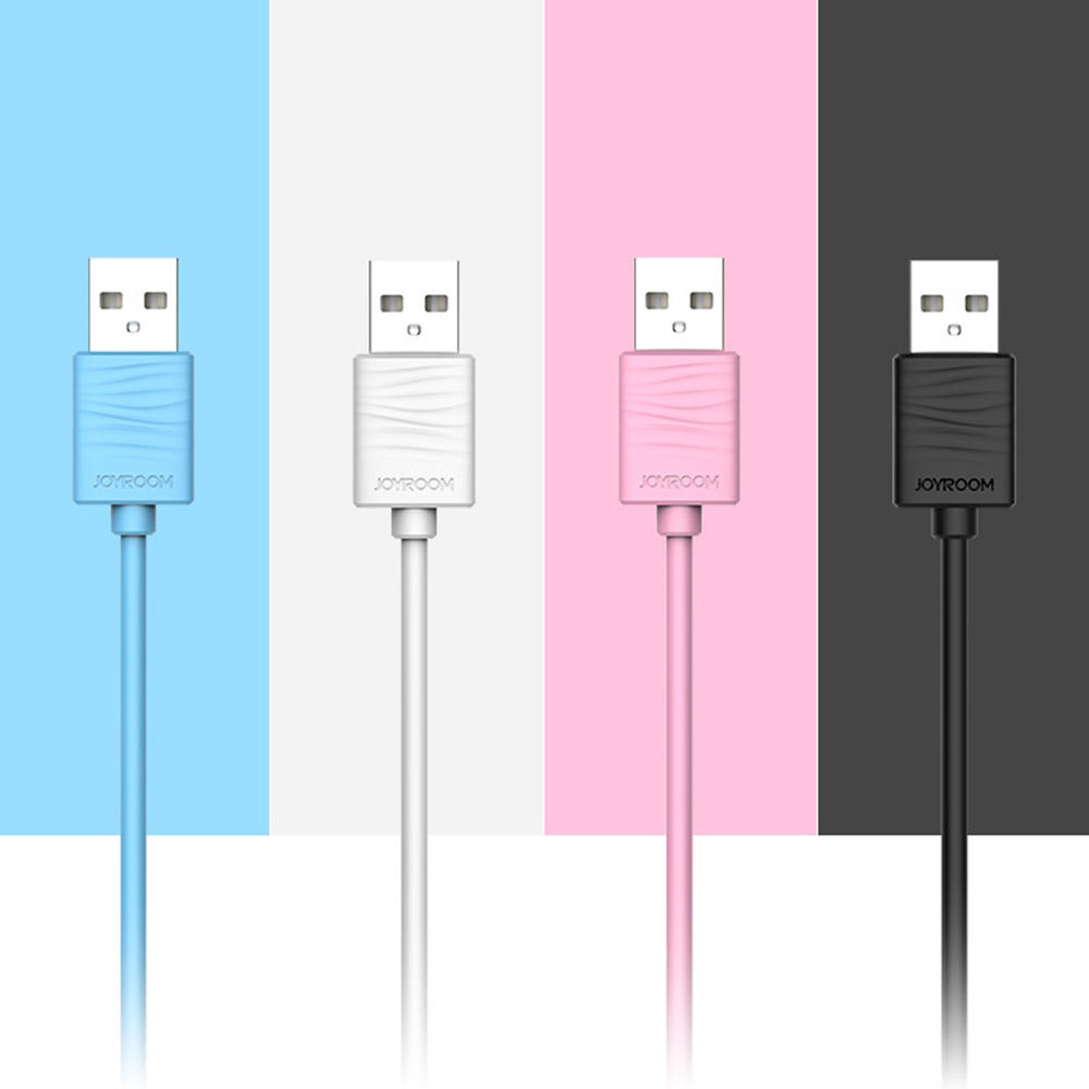Joyroom 2.4A Type C Fast Charging Data Cable 1M For Xiaomi Mi8 Mi9 HUAWEI P30 Pocophone f1 S9 S10 S10+