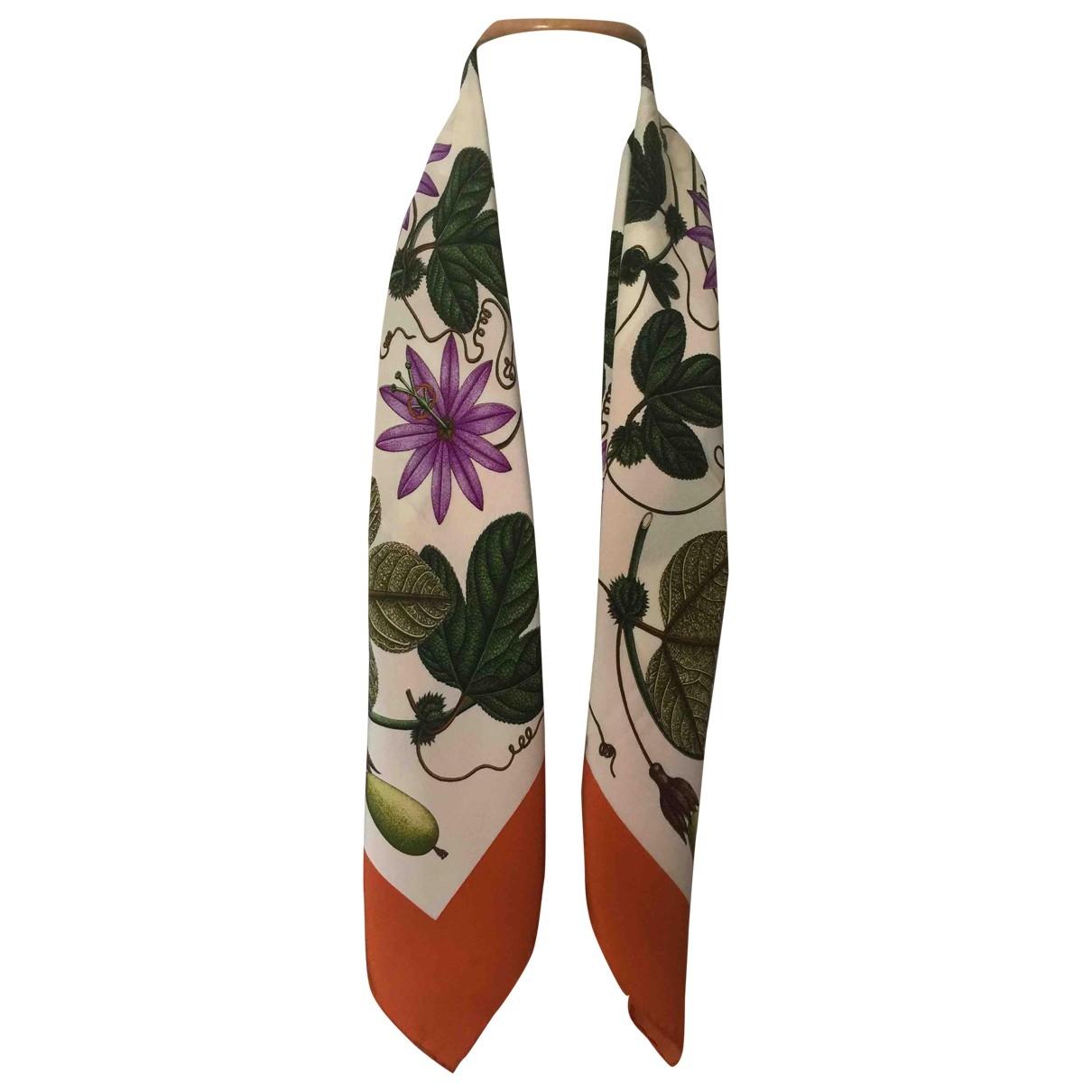 Loewe \N Multicolour Silk Silk handkerchief for Women \N