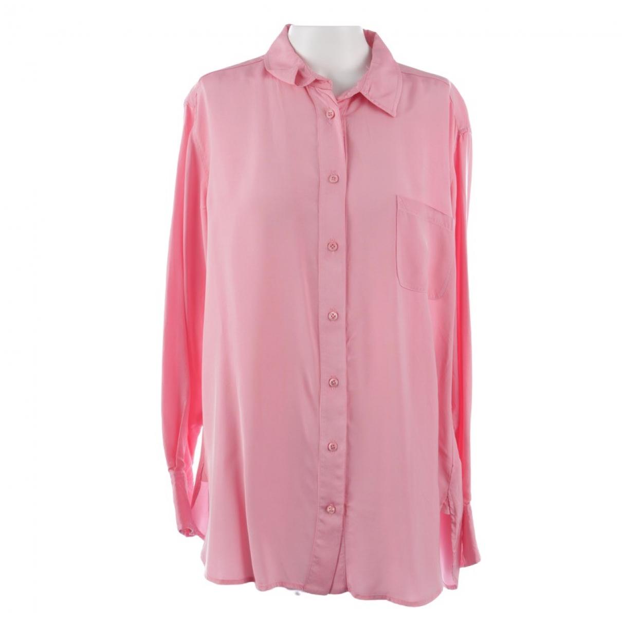 Sies Marjan - Top   pour femme - rose