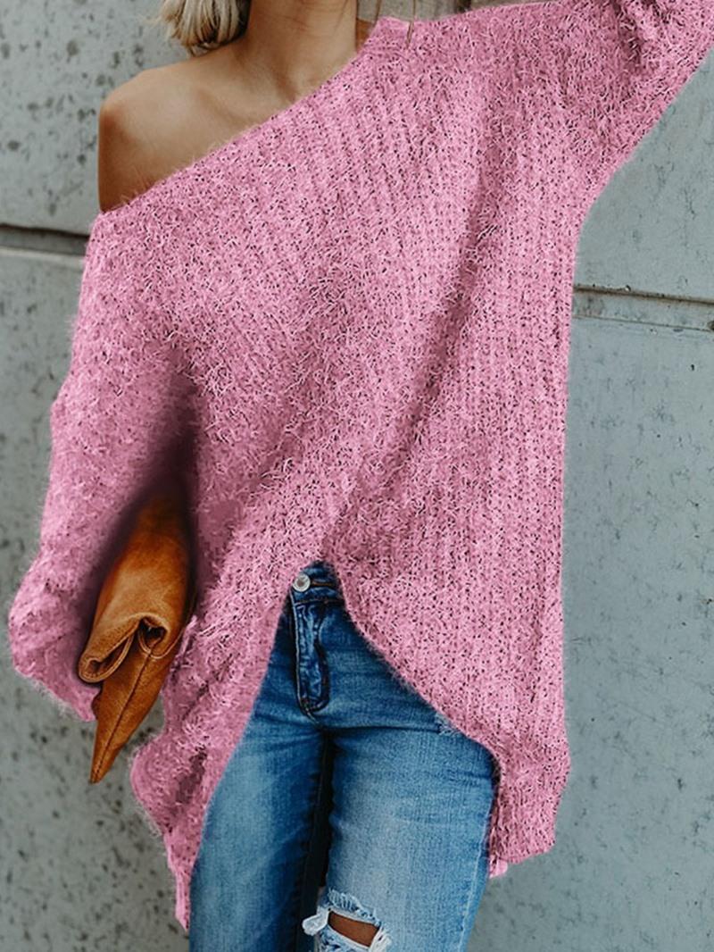 Ericdress Regular Thin Mid-Length Loose Sweater