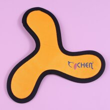 Contrast Binding Dog Toy