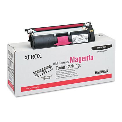 Xerox 113R00695 cartouche de toner originale magenta haute capacité pour l'imprimante Phaser 6120