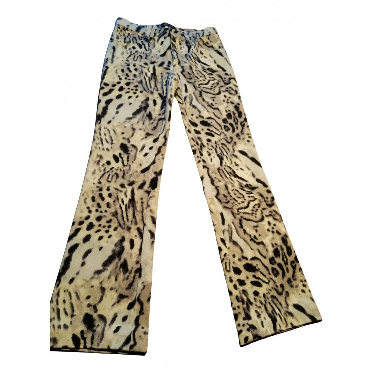 Etro N Cotton Jeans for Women 42 FR