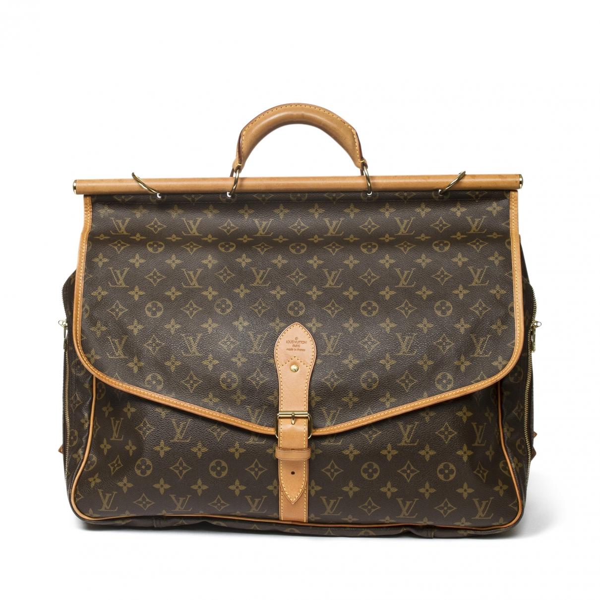 Bolso de viaje Chasse de Lona Louis Vuitton