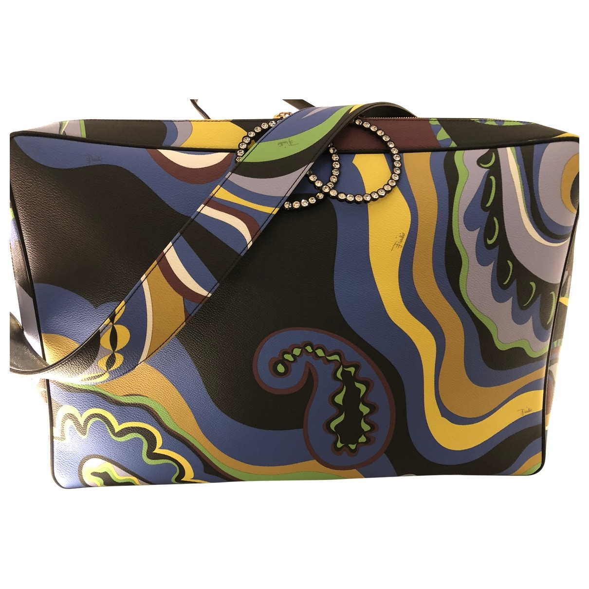 Emilio Pucci \N Multicolour Travel bag for Women \N