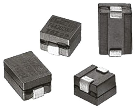 Wurth Elektronik Wurth, WE-HCM, 7050 Shielded Wire-wound SMD Inductor with a MnZn Core, 150 nH ±20% Flat Wire Winding 30A Idc