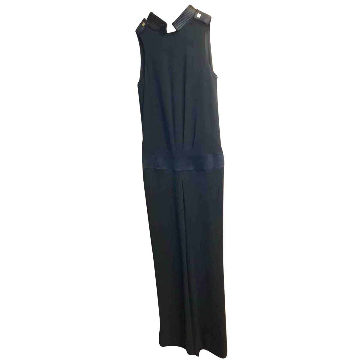 Non Signé / Unsigned \N Black jumpsuit for Women 40 IT