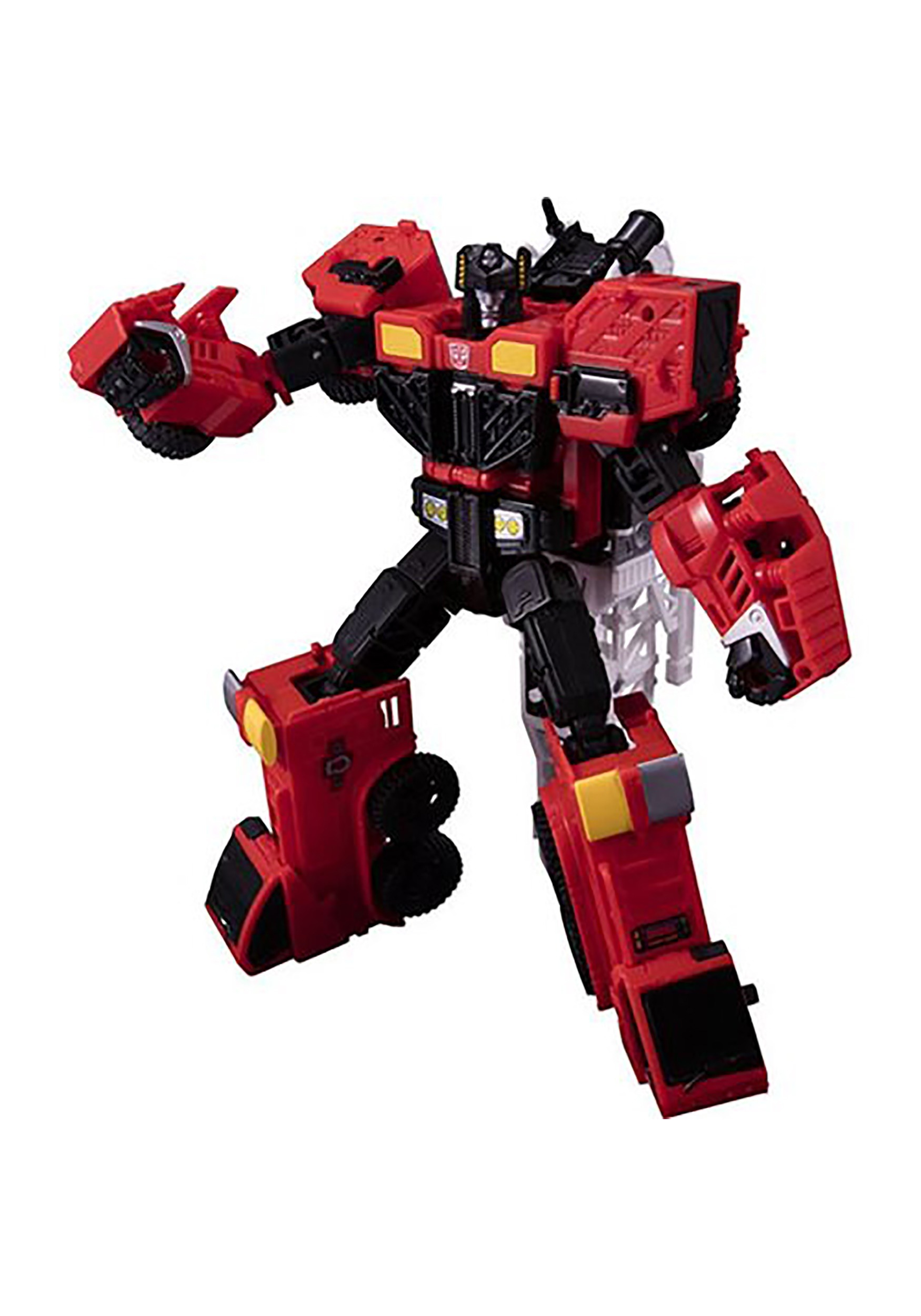 Generations Power of the Primes Voyager Class Inferno