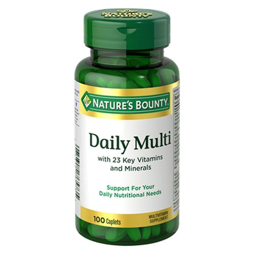 Daily Multi 24 X 100 Caps by Nature's Bounty