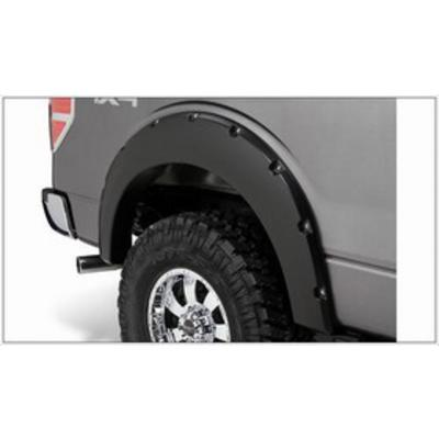 Bushwacker Ford F-150 Pocket Style Rear Fender Flares (Paintable) - 20080-02