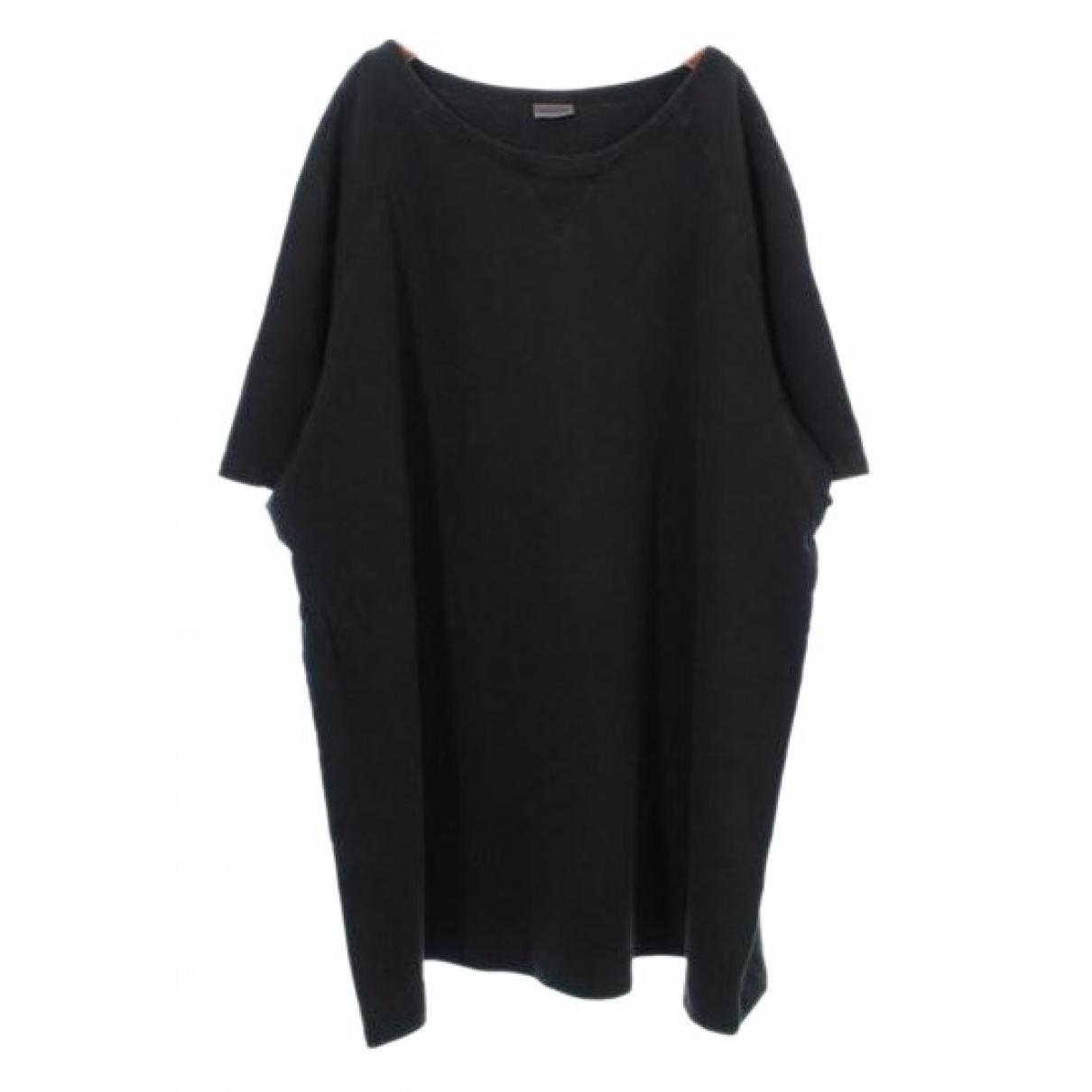 Dries Van Noten \N Grey Cotton dress for Women XS International