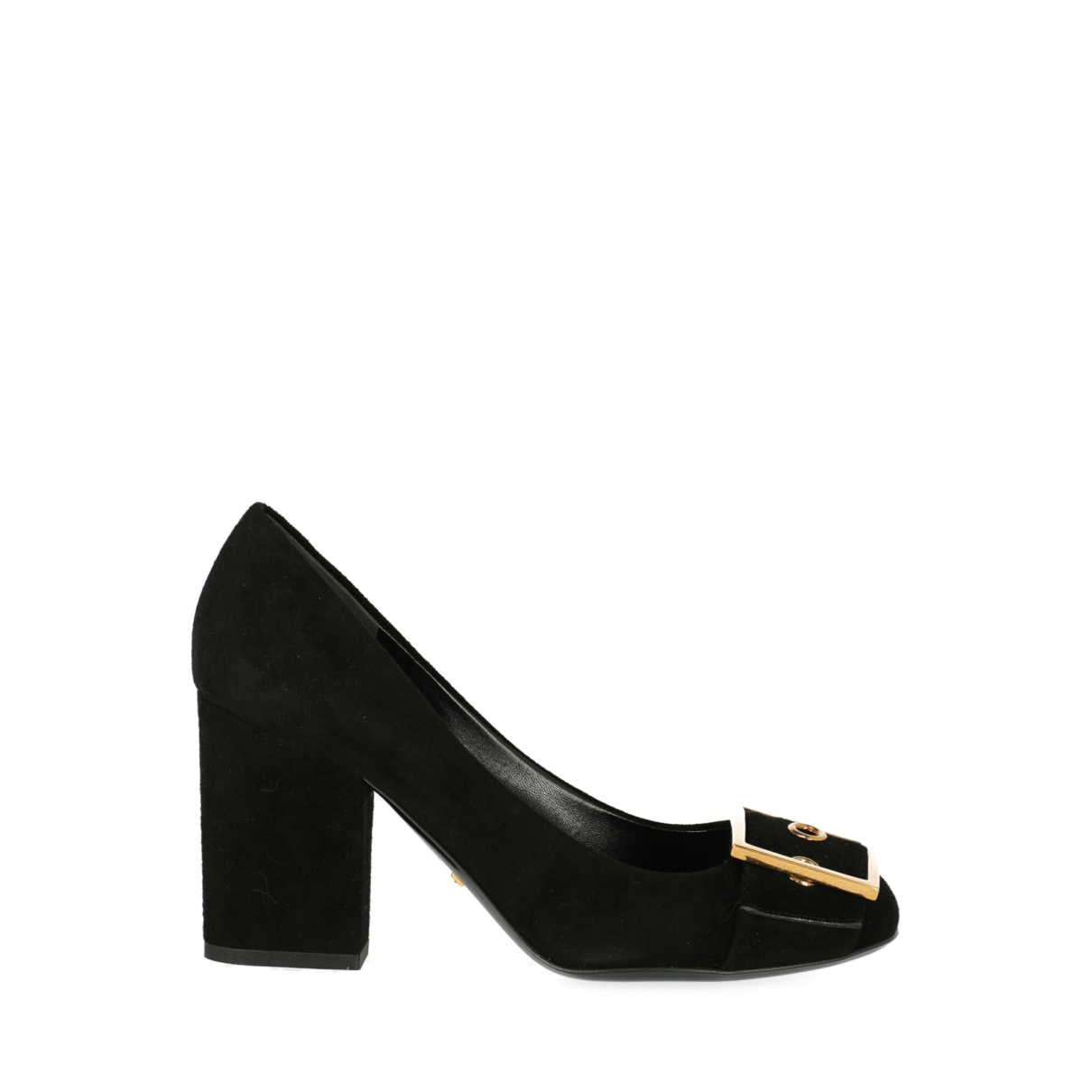 Gucci \N Black Suede Heels for Women 38 IT