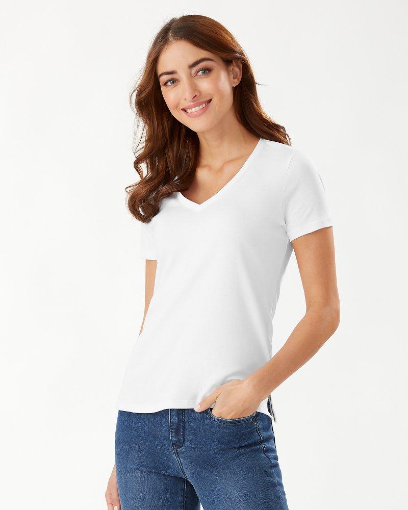 Kona V-Neck T-Shirt