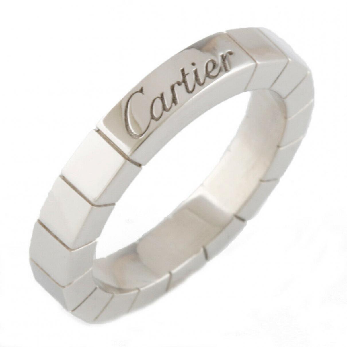 Cartier \N Ring in  Silber Weissgold